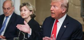 НАПРЕЖЕНИЕ В БРЮКСЕЛ: Извънредна среща на НАТО заради Тръмп (ВИДЕО)