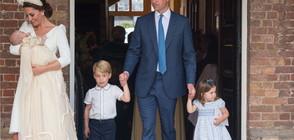 """Дворецът """"Кенсингтън"""" публикува официалните снимки от кръщенето на принц Луи (ГАЛЕРИЯ)"""
