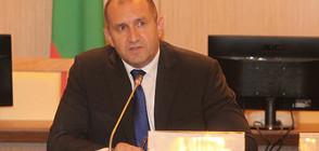 Президентът откри паметник на Васил Левски в Руен