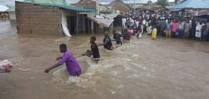 Наводнения в Северна Нигерия отнеха живота на поне 49 души (СНИМКИ)