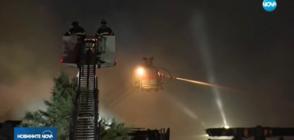 ПОЖАР В ЧИКАГО: Стотици бяха евакуирани, две жилищни сгради са унищожени