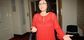 Нинова: Не сме се съгласявали с продължаването на мерките срещу чумата
