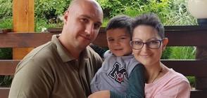 Зов за помощ: Млада майка се нуждае от подкрепа в борбата си с левкемията