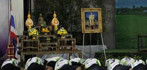 Спасените деца от Тайланд се помолиха за дълъг живот (СНИМКИ)
