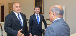 Борисов и шефът на ЕБВР обсъдиха инфраструктурните проекти на Балканите (ВИДЕО+СНИМКИ)