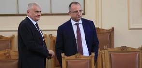 ЗАРАДИ ЧУМАТА: Двама министри с доклад в парламента (ОБЗОР)