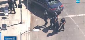 ЕКШЪН В ЕЛ ЕЙ: Въоръжен се барикадира в магазин, уби клиентка