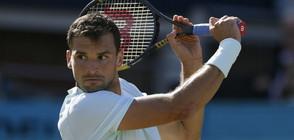 Григор Димитров остава шести в световната ранглиста