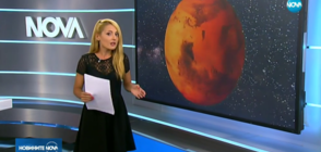 СЛЕД ОТКРИТОТО ЕЗЕРО НА МАРС: Има ли живот на Червената планета?