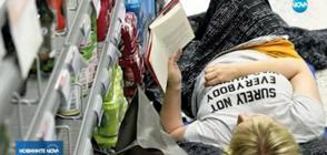 Финландски магазини предлагат безплатна прохлада (ВИДЕО)