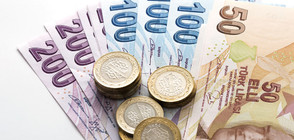 Турската лира продължава да отслабва спрямо долара