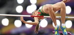 Мирела Демирева - на финал на Европейското първенство по лека атлетика