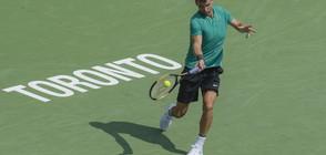 Григор загуби на четвъртфинал в Торонто