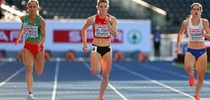 Инна Ефтимова се класира за полуфиналите на 200 метра