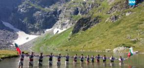 Как хорото в едно от Седемте рилски езера взриви социалните мрежи?