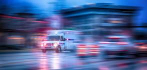 Бебе падна от прозореца на хотел в Черноморец