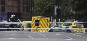 НА ЖИВО: Кола се вряза в пешеходци пред парламента в Лондон (ВИДЕО+СНИМКИ)