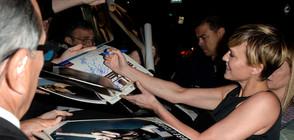 Актрисата Робин Райт се омъжи (ВИДЕО+СНИМКИ)
