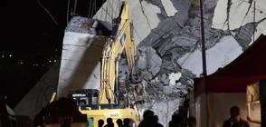 Консулът ни в Милано: Не мога да потвърдя, че българин е паднал с тир от моста в Генуа