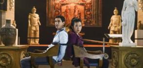 """Заплаха в музея в """"Скорпион"""""""