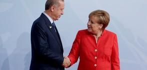 Меркел: За Германия е важно турската икономика да е силна