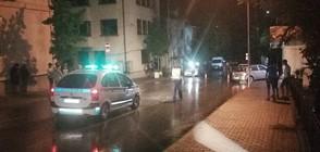 Кола помете двама младежи на тротоар в Петрич
