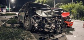 35 ранени при катастрофи в страната само за денонощие