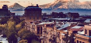 Многохилядно шествие в Ереван в подкрепа на премиера Пашинян