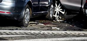 Един загинал и 18 ранени при катастрофи в страната за денонощие