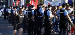 Румънското МВР се извини на пострадалите на протестите в Букурещ