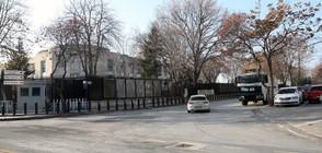 Стреляха срещу посолството на САЩ в Анкара