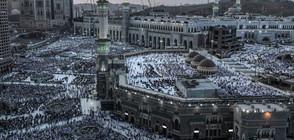 Започна годишното мюсюлманско поклонение Хадж