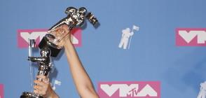 НАГРАДИТЕ НА MTV: И победителят е... (ГАЛЕРИЯ)