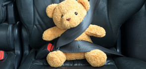 2-годишно дете почина, заключено в автомобил
