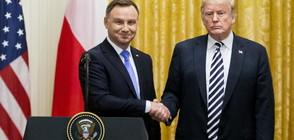 САЩ и Полша разширяват сътрудничеството си в отбраната и разузнаването
