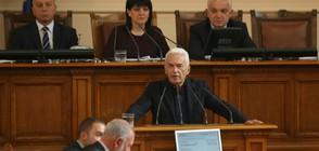 Сидеров: От улични сблъсъци имам впечатления за добрата работа на Младен Маринов