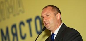 Президентът: Номинацията на Маринов за министър е парадоксална (ВИДЕО)