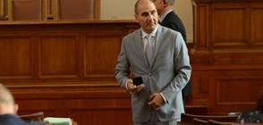 Цветанов към опозицията: Вие сте слаби, не предлагате алтернатива
