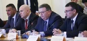 """Цацаров: Забавянето по случая """"Цветан Василев"""" е необичайно"""