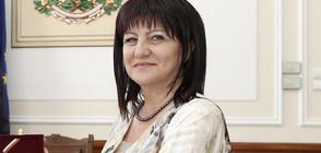 Караянчева: Подкрепяме задълбочаване на диалога между ЕС и Азербайджан