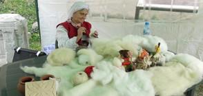 Есенният панаир на занаятите започна в Стария Пловдив (СНИМКИ)