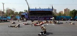 Нападение по време на военен парад в Иран, има убити и ранени (ВИДЕО+СНИМКИ)