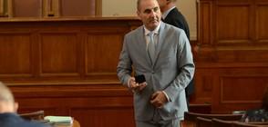 Цветанов: Красимир Влахов ще бъде предложен за конституционен съдия