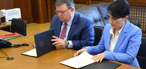 Главните прокурори на България и Албания подписаха меморандум за сътрудничество