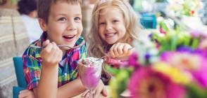 Сладкото прави децата агресивни