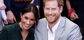 Принц Хари и Меган Маркъл очакват бебе (ВИДЕО+СНИМКИ)