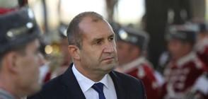Президентът призова за радиомълчание докато работи комисията за нов боен самолет