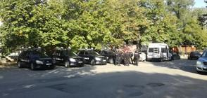 Петима арестувани за нападение над полицаи в Гълъбово (ВИДЕО)