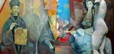 Откриха изложба по случай 70 г. от рождението на големия художник Георги Трифонов