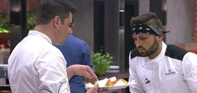 Мартин финишира на пето място в Hell's Kitchen България
